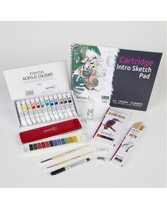 Art Lesson INTRO Packs