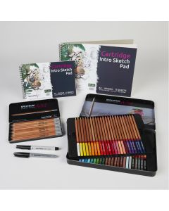 Colour Sketching ARTIST Packs