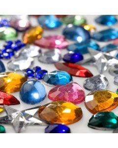 Flat Backed Jewels